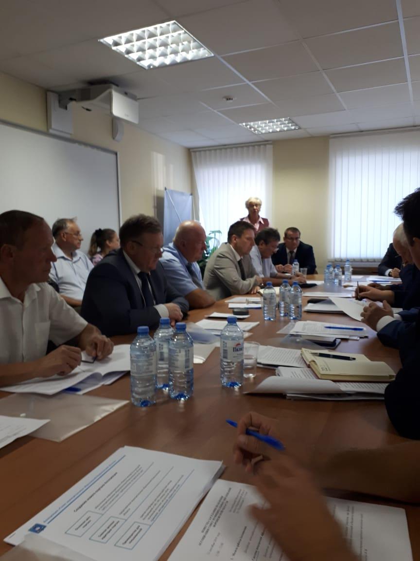О взаимодействии с ассоциацией «Совет муниципальных образований Воронежской области»